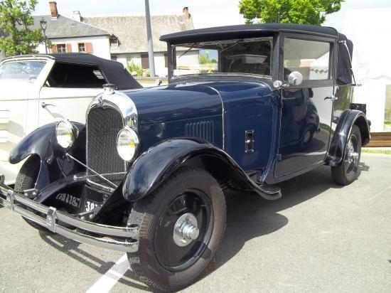 CITROEN B 14 G 1928