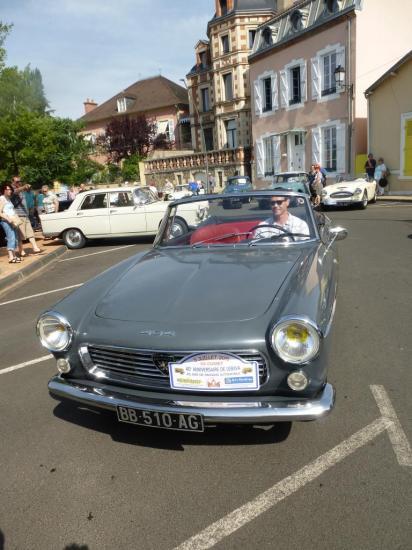 PEUGEOT 404 CAB 1962