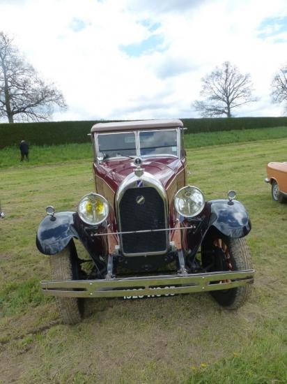 TALBOT DD CAB 1937