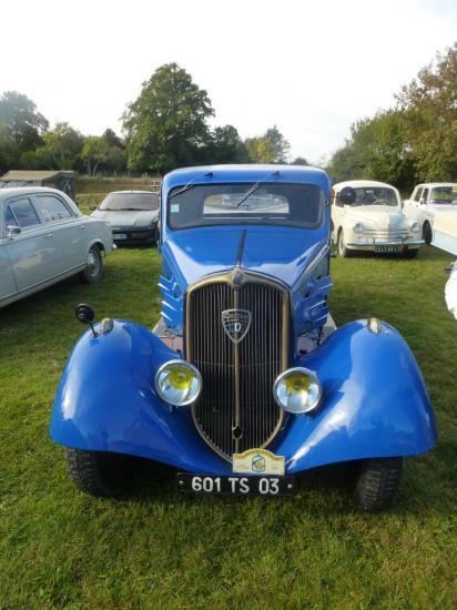PEUGEOT 401 CAM 1934